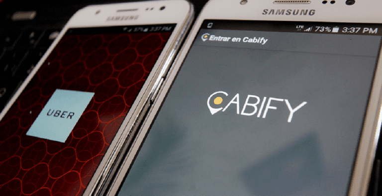 Contraloría establece que funcionarios públicos no pueden pedir reembolso si usan Uber y Cabify