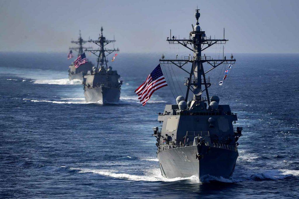The Washington Post alerta que hackers chinos roban información secreta de nuevos misiles antisubmarinos de la Marina de EEUU