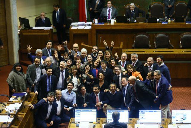 Pierde Chile Vamos: Se rechazó voto de censura en la mesa de la Corporación dirigida por Maya Fernández