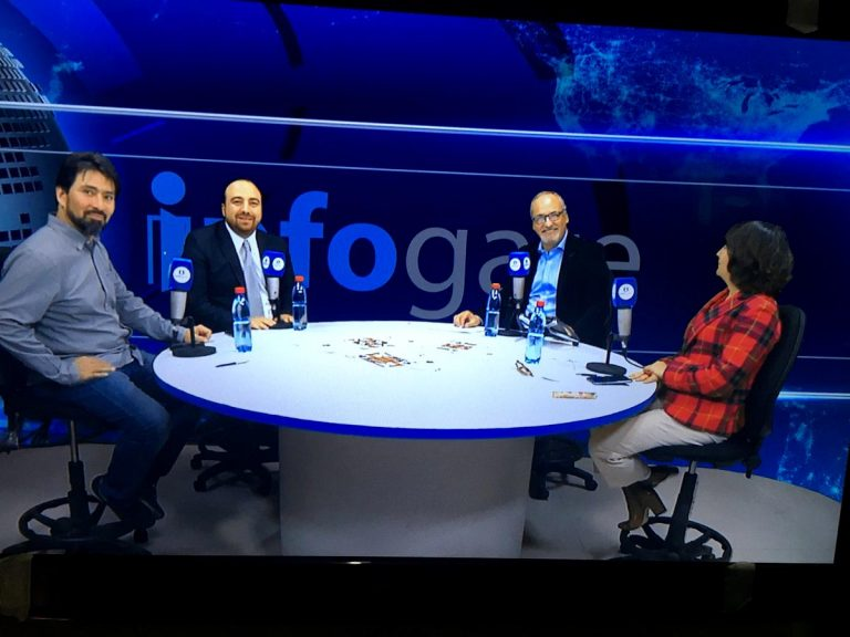 """Fuad Chahín: """"Yo prefiero tener a un PC a la izquierda y con quien nos podamos entender desde coaliciones distintas"""""""