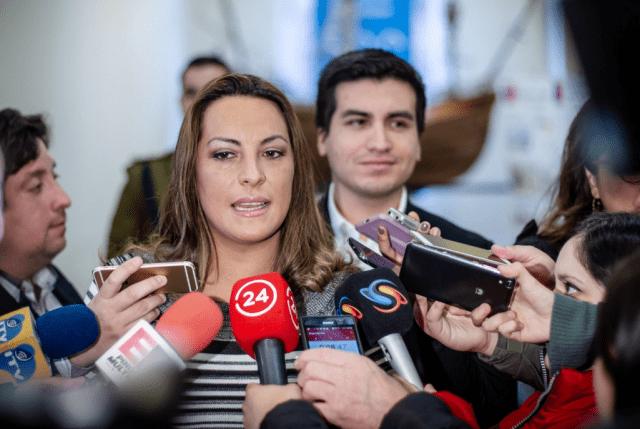 María Teresa Castañón será la nueva intendenta de Magallanes