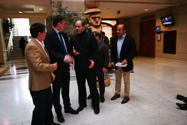ANEF expresó su rechazo al Estatuto Laboral para Jóvenes en el parlamento