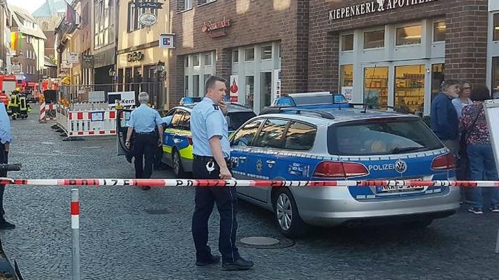 Ataque de hombre con cuchillo en un autobús en Alemania deja 12 heridos