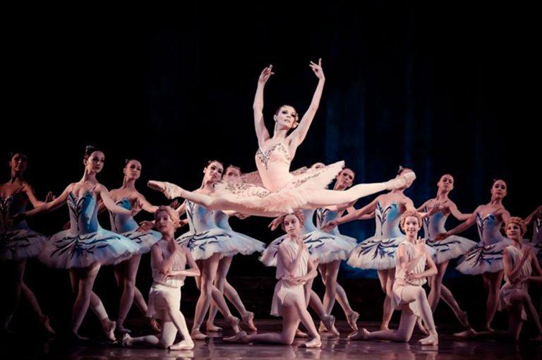 Prestigioso Ballet Nacional de Ucrania llegará por  primera vez a Chile