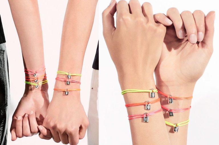 Louis Vuitton diseña pulsera solidaria en ayuda a la Unicef
