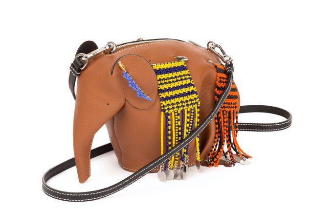 Este bolso ayuda a proteger a los elefantes