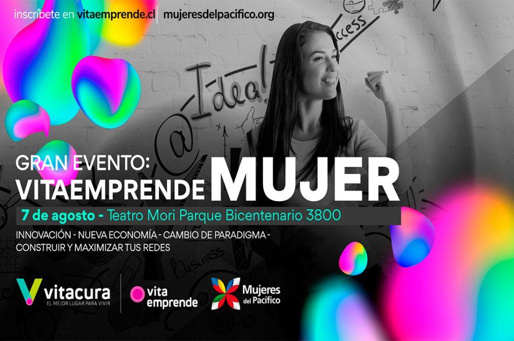 Vitacura realizará 1er encuentro para mujeres emprendedoras de su comuna