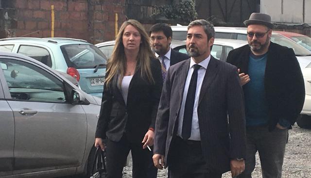 Fiscal del caso Caval afirmó que los primeros abogados de Compagnon-Dávalos fueron pagados por la Presidencia