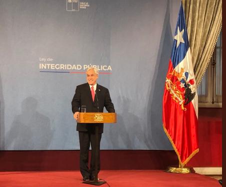 Piñera valora el Imacec de mayo, pero advierte que los empleos no crecen al mismo ritmo que la economía