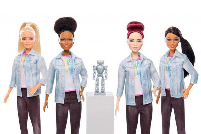 Barbie, la nueva Ingeniera robótica