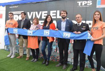 Autoridades destacan oportunidad para conocer el puerto en la Media Maratón TPS