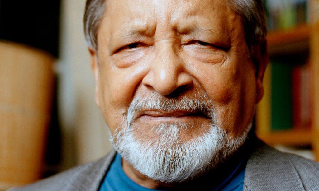 Muere el escritor británico y premio Nobel de Literatura Vidiadhar Surajprasad Naipaul a los 85 años