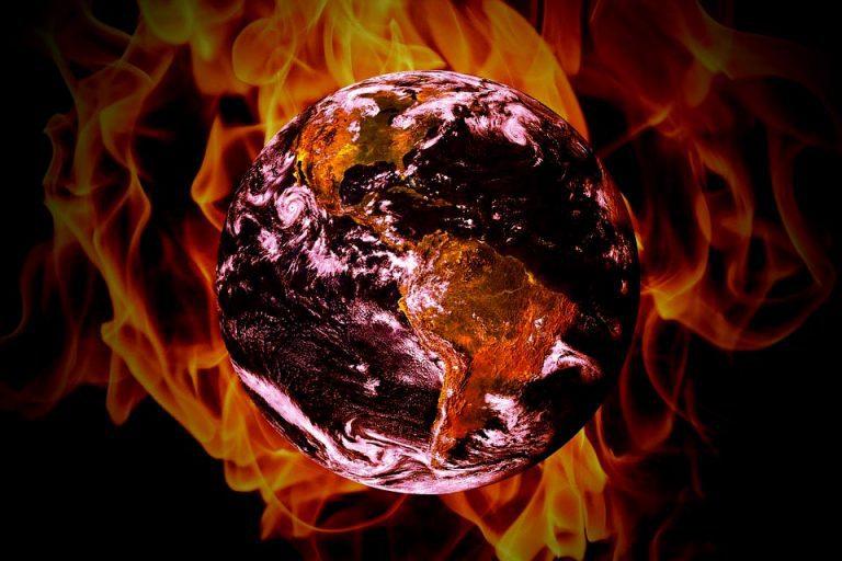 Revista Science adelanta informe ONU por Calentamiento Global: En 8 años  la temperatura subió casi en 1,3°