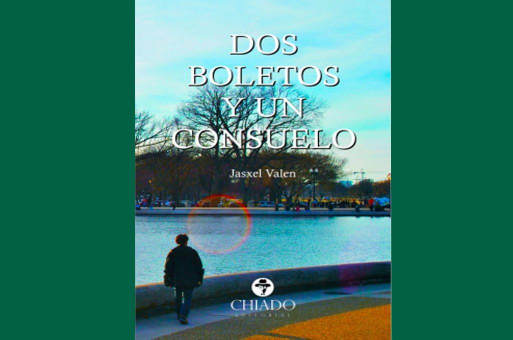 """Periodista y escritor chileno presenta libro """"Dos Boletos y Un Consuelo"""""""