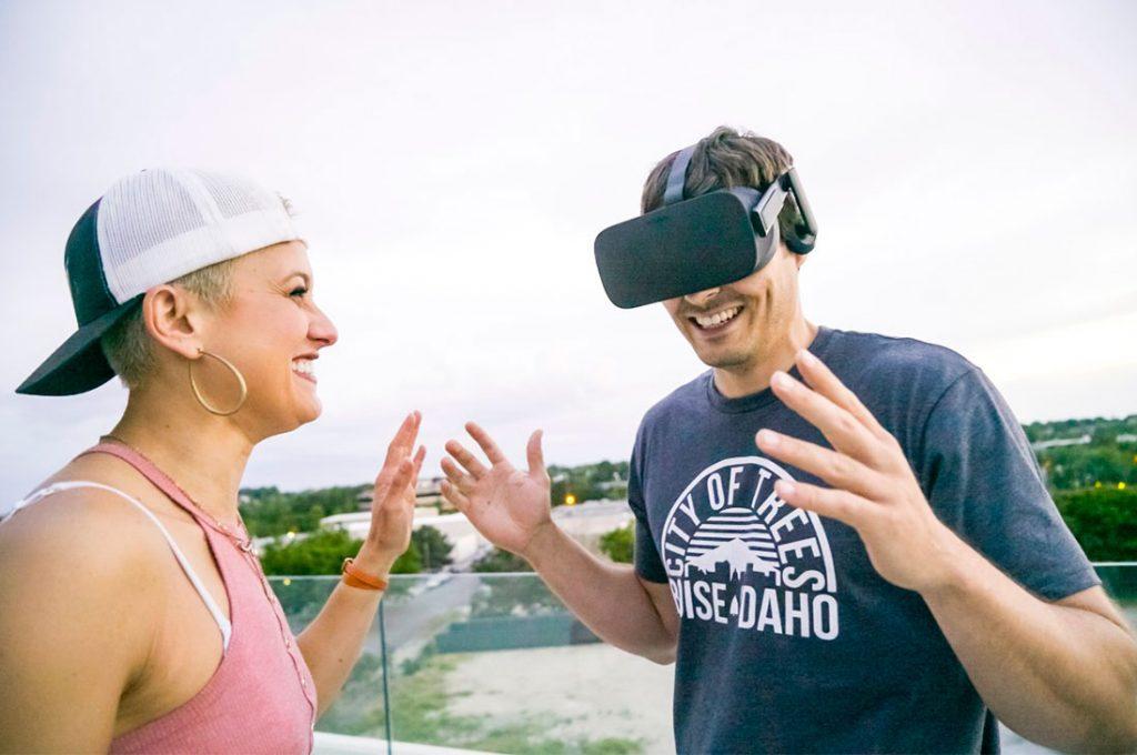 La realidad virtual en el mundo del fitness