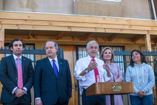 Presidente Piñera busca impulsar el Proyecto de Ley de Teletrabajo a distancia