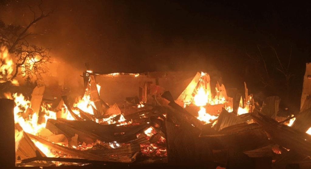 Tragedia en Chiguayante: 10 abuelitas resultaron fallecidas en incendio en casa de reposo