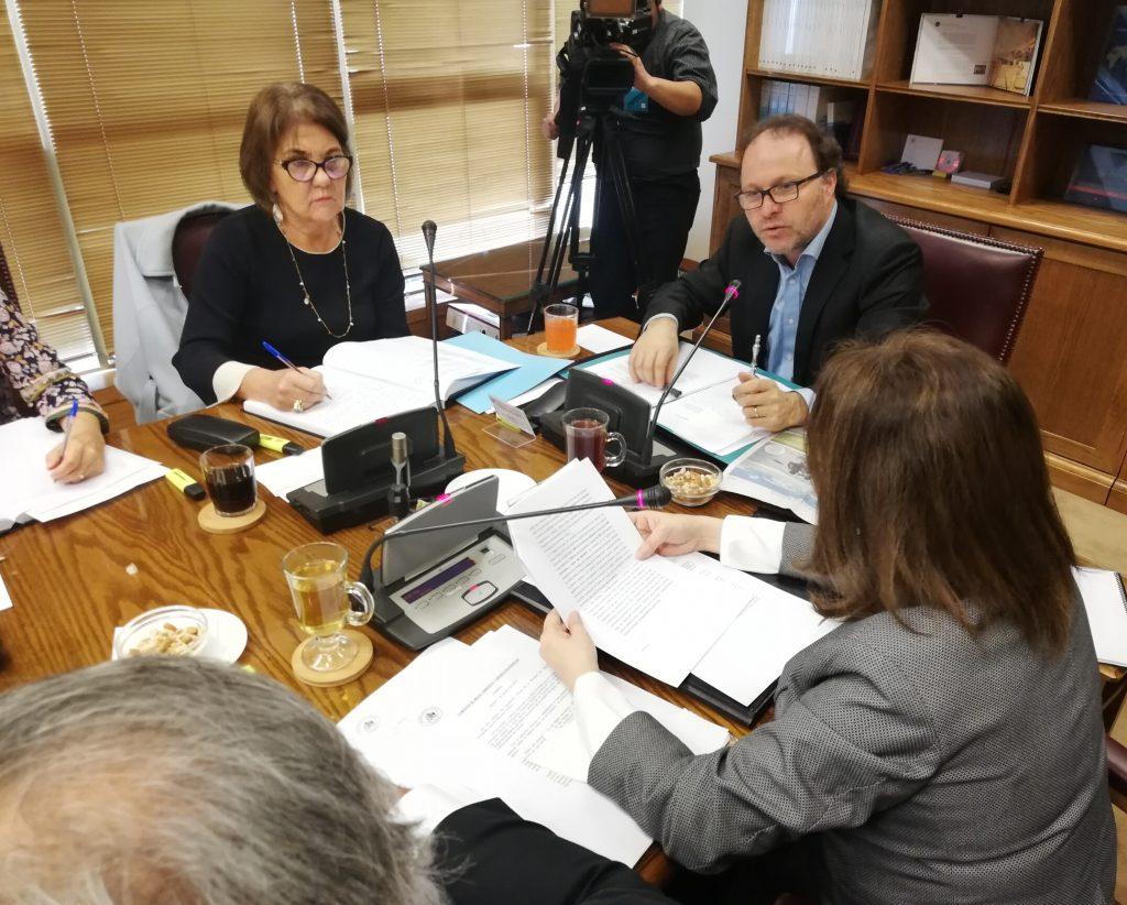 Comisión de Medio Ambiente aprueba en general proyecto de ley que protege humedales urbanos