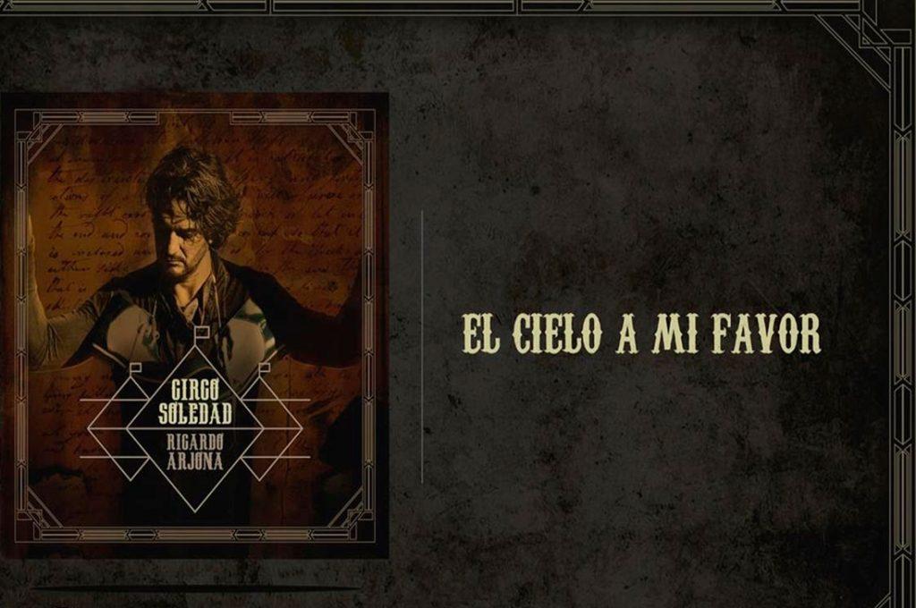 """""""El Cielo a mi Favor,"""" el nuevo video de Ricardo Arjona exclusivamente en Apple Music"""