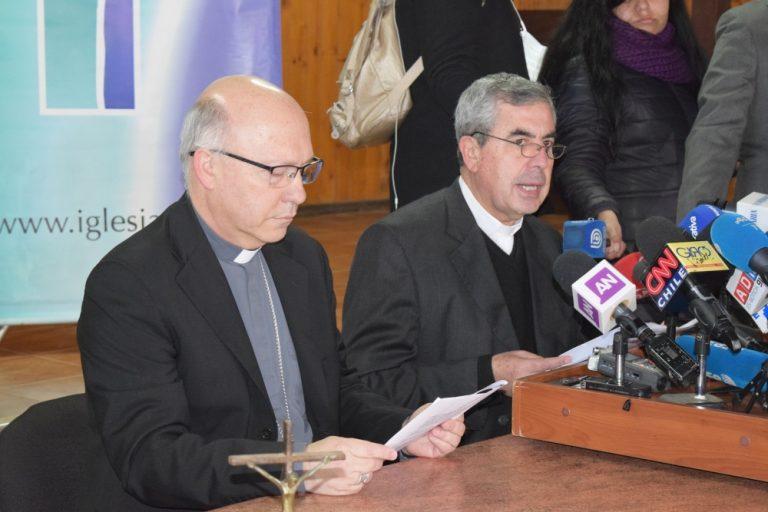 Obispos admiten -tardíamente-  haber fallado en sus deberes pastorales y se abren a colaborar con la fiscalía