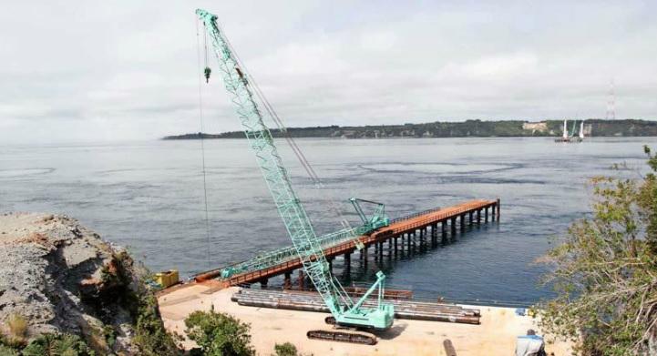 Grupo Defendamos Chiloé busca detener construcción del puente de Chacao