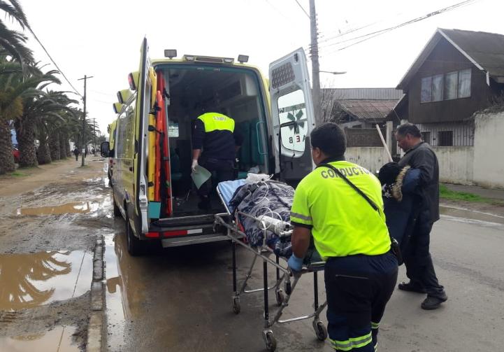 Gobierno instruye suspender fuentes contaminantes en Quintero