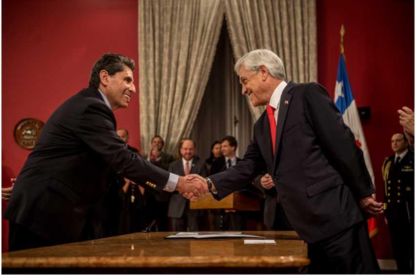 Piñera cita a punto de prensa de emergencia en La Moneda por crisis en Ministerio de Cultura