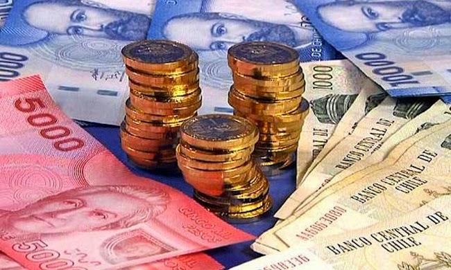 Estudio de la Fundación Sol revela que el 70% de los chilenos gana un sueldo menor a los $550 mil