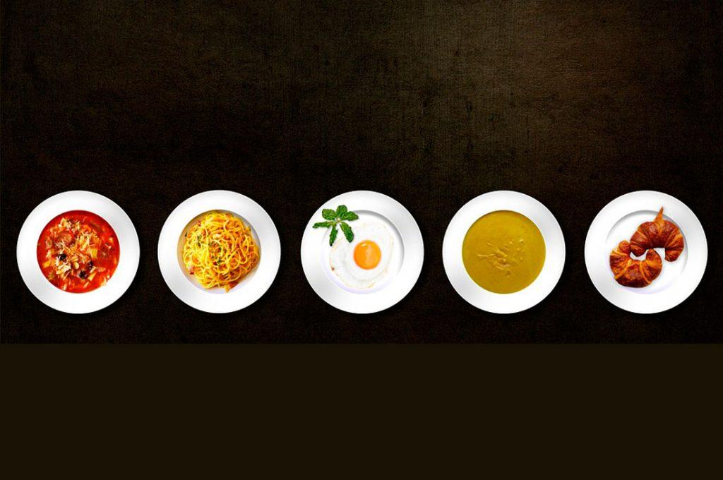 Dietista muestra cómo la misma comida puede tener +400 calorías de diferencia