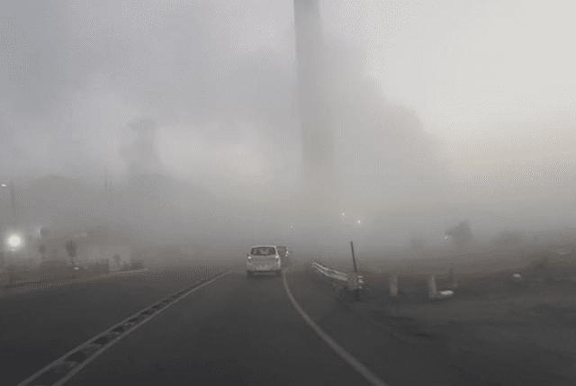 "Greenpeace califica como el ""Chernóbil chileno"" a Quintero-Puchuncaví tras nube tóxica"