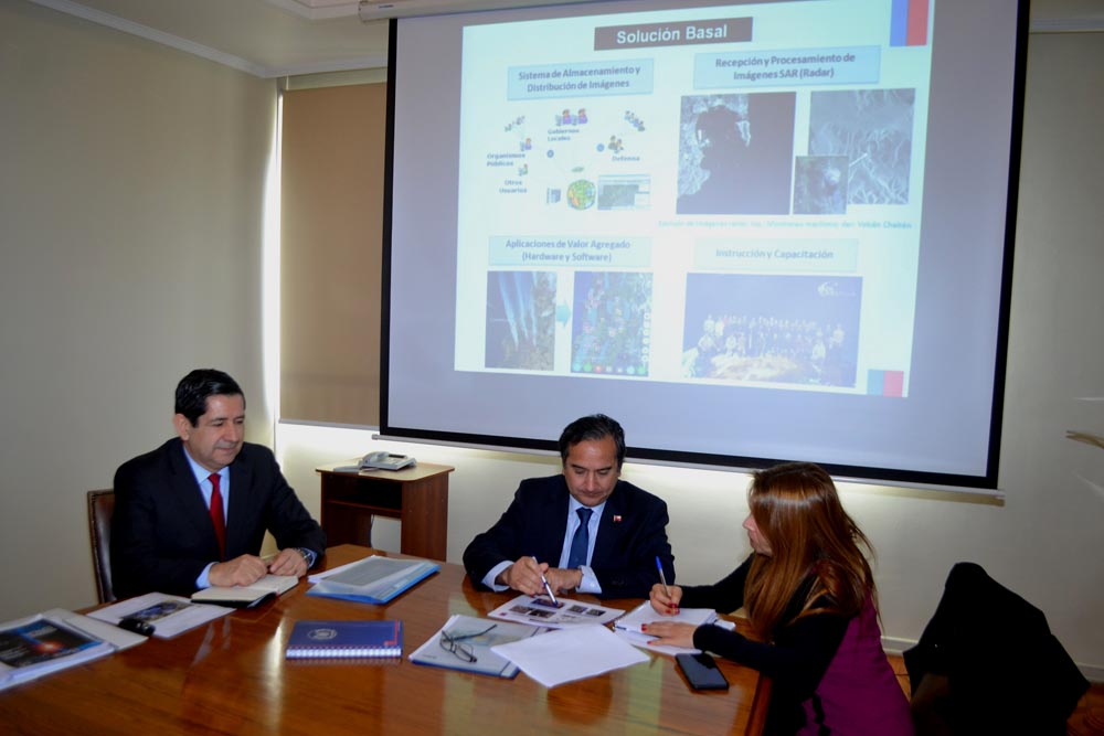 Subsecretarías de Defensa y Telecomunicaciones avanzan en Política Nacional Espacial