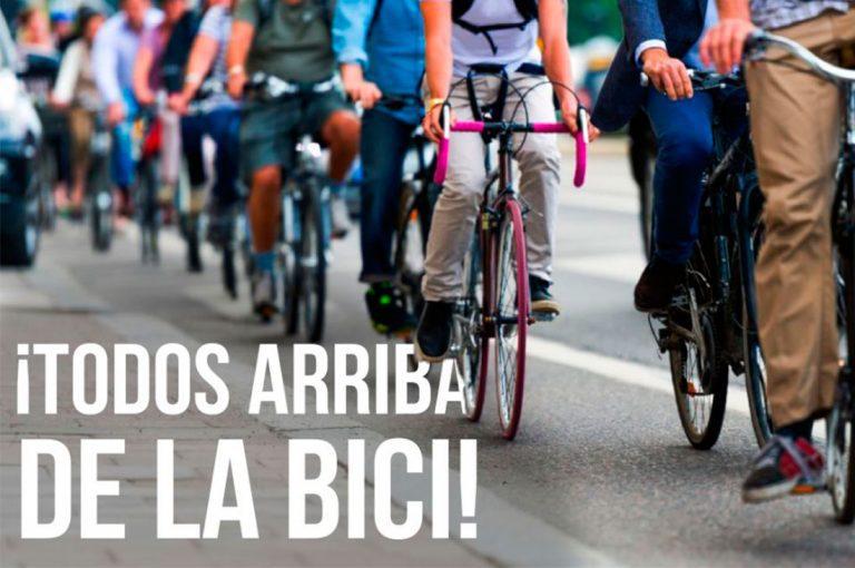 ¡Ahorra en bici!