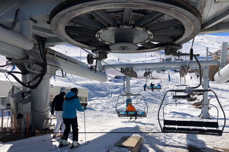 Ski La Parva, un centro invernal exclusivo para la elite
