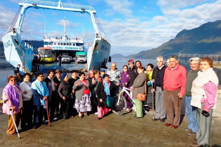 Postula a los cupos sociales para viajar con el programa Vacaciones Tercera Edad. ¡1.800 viajes disponibles!