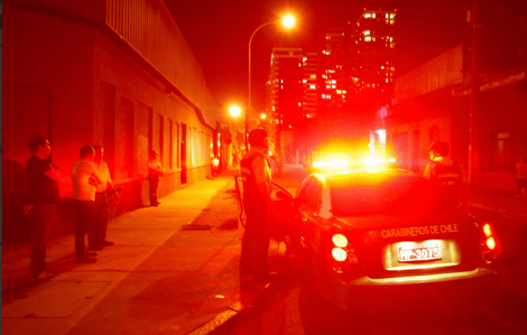 Confuso incidente entre taxistas y Uber termina con una persona muerta a balazos