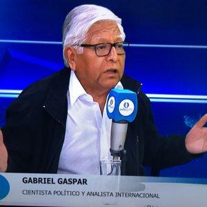 Gabriel Gaspar, cientista político