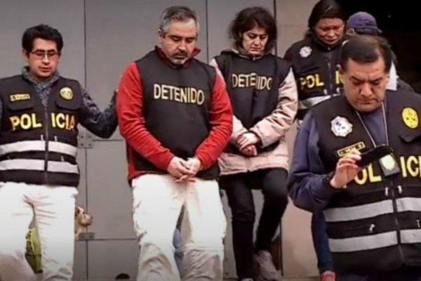 Perú libera a chilenos acusados de trata de personas