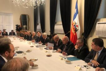 Política de Estado: Partidos auguran unidad y esperan sentencia de la Haya en conjunto