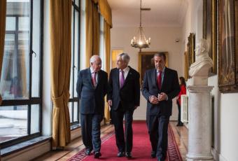 Reunión de Presidentes y nuevo llamado a la calma por fallo de La Haya