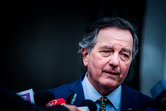 Chile repatriará  a chilenos que quieren dejar Venezuela y no tienen cómo