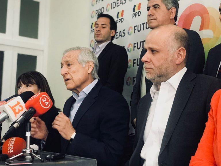 Oposición aboga por el rearme y abren la puerta a alianzas entre partidos