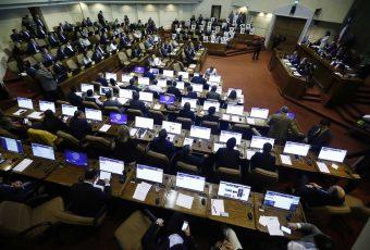 Fracasa acusación constitucional contra supremos por 73 votos en contra y solo 64 a favor
