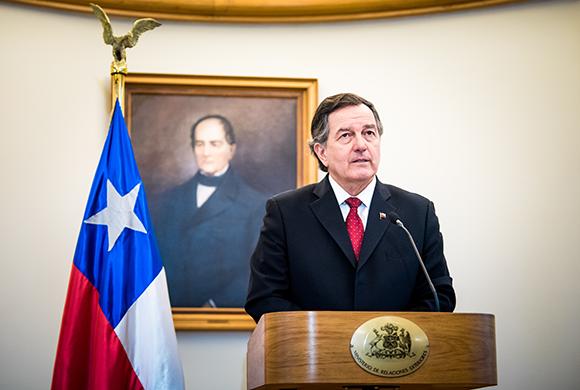 """Canciller responde a Morales: """"Acate el fallo de la Corte Internacional de Justicia"""""""