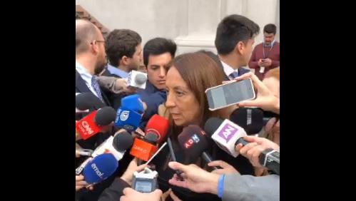 Vocera pide que el 11 S sirva para hacer actos de reflexión y comunión entre derecha e izquierda