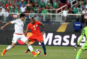 Selección chilena se enfrentará a México en la próxima fecha FIFA de octubre