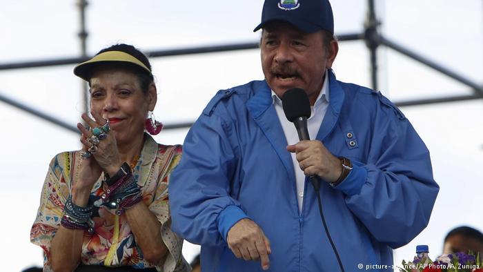 Ortega expulsa de Nicaragua a misión de la ONU tras duro informe sobre DD.HH.