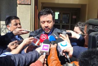 Remoción del fiscal Emiliano Arias será votada este lunes por la Corte Suprema