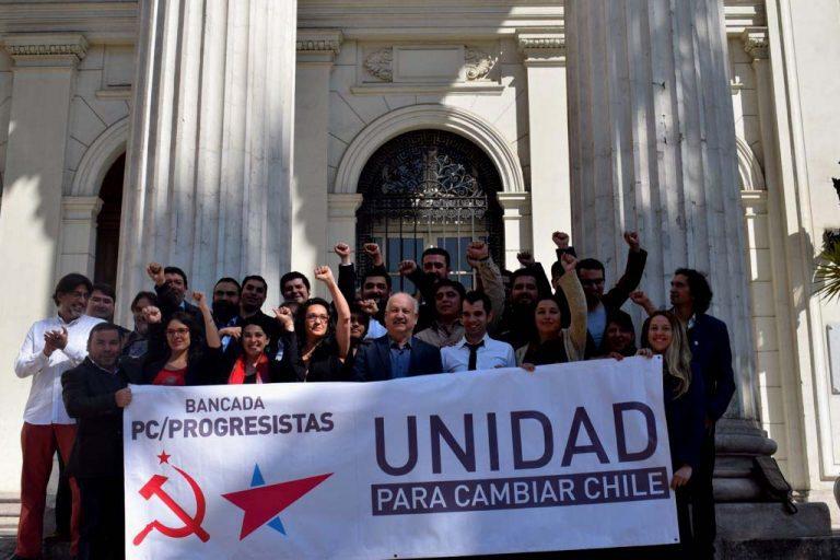 Diputada Marisela Santibáñez se integra a Bancada PC-Progresistas