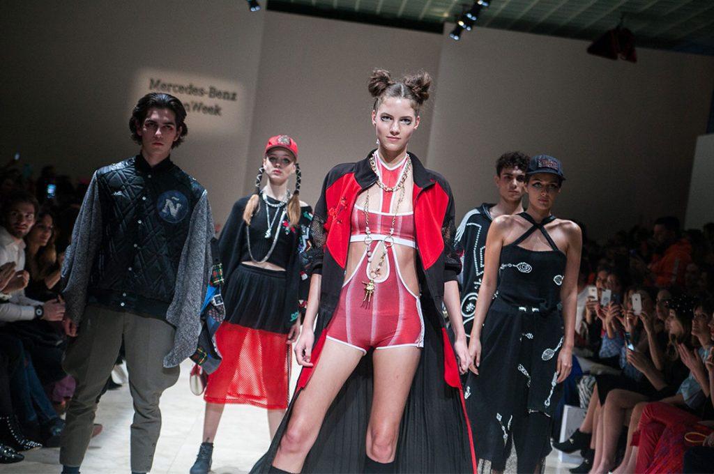 Revlon y OPI serán parte del  Mercedes-Benz Fashion Week Chile