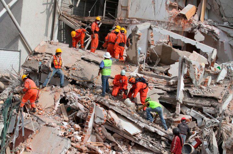 Mexicanos realizarán hoy mega simulacro de terremoto